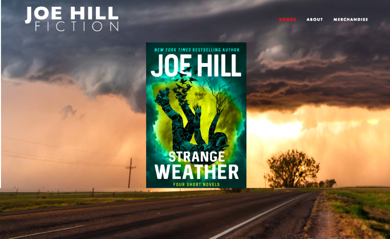 Joe Hill Fiction