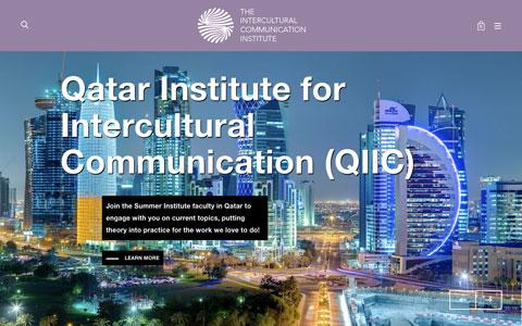 the intercultural communication institute