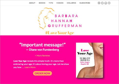 barbara hannah grufferman website