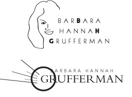 Logo Barbara hannah grufferman